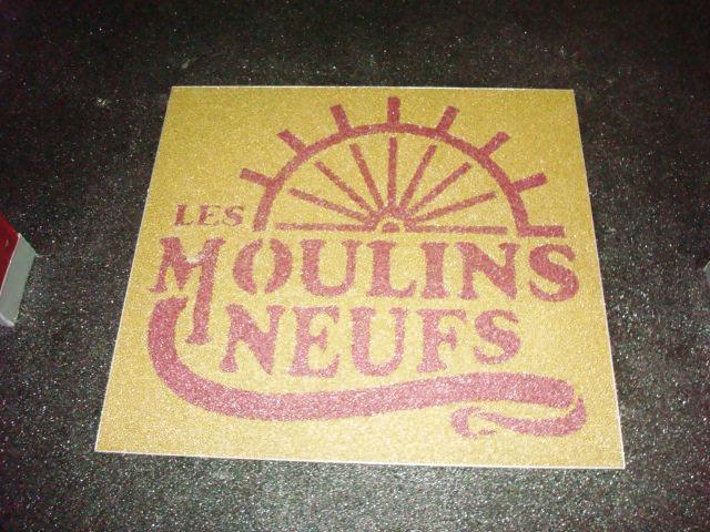 bretagne résine:sol résine décorative Les Moulins Neufs