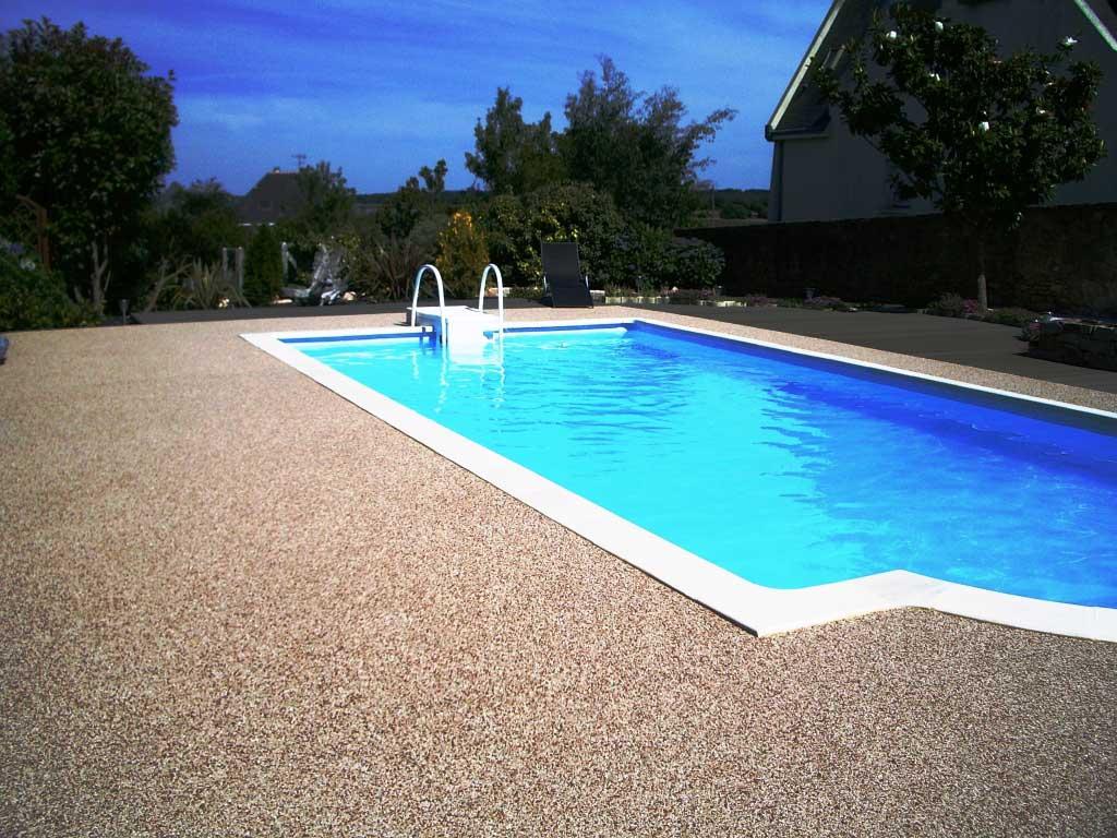bretagne résine: sol résine, piscine