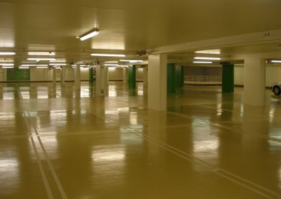 bretagne résine: parking sous sol résine